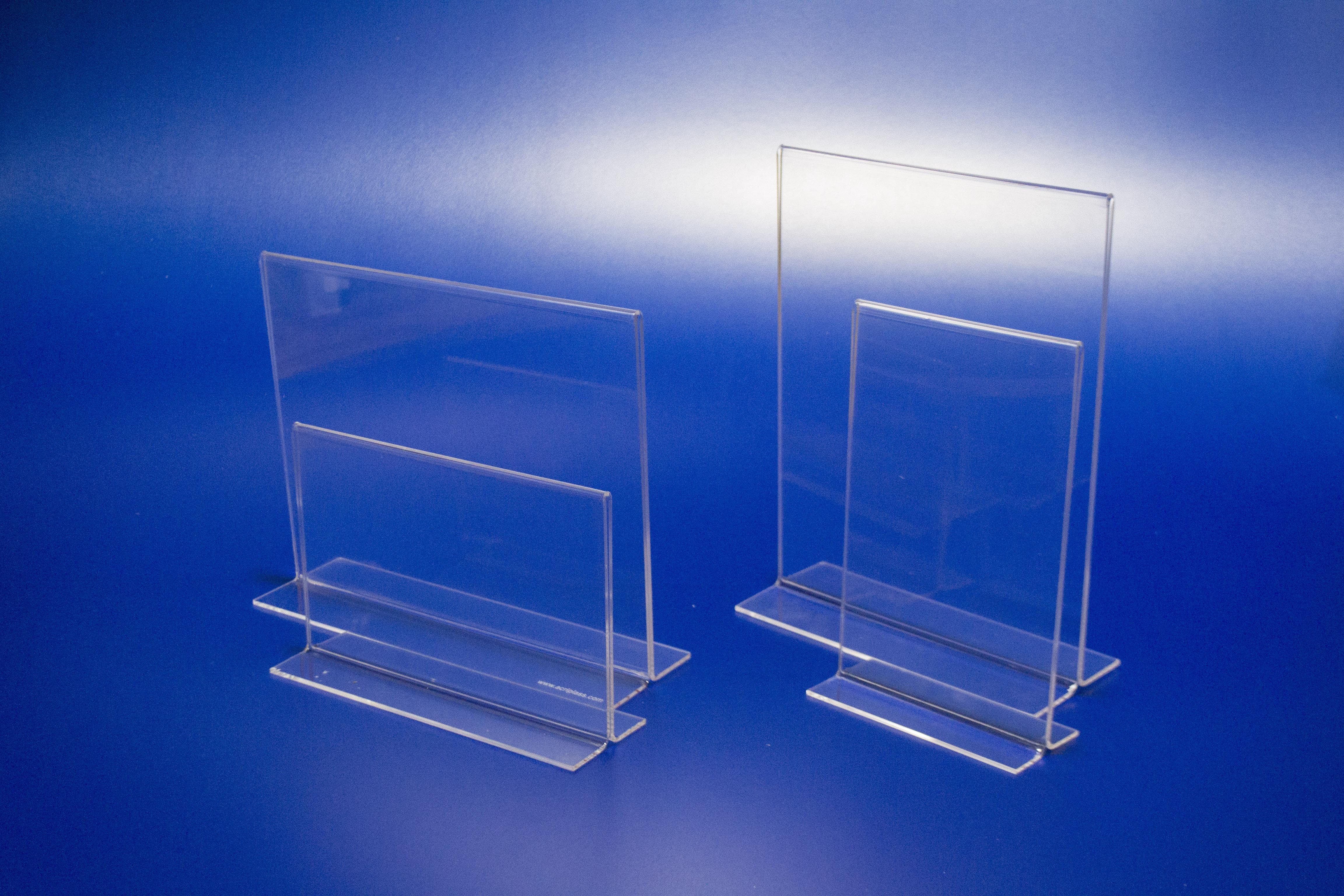 Productos de linea Acriplas_ Porta documentos para escritorio
