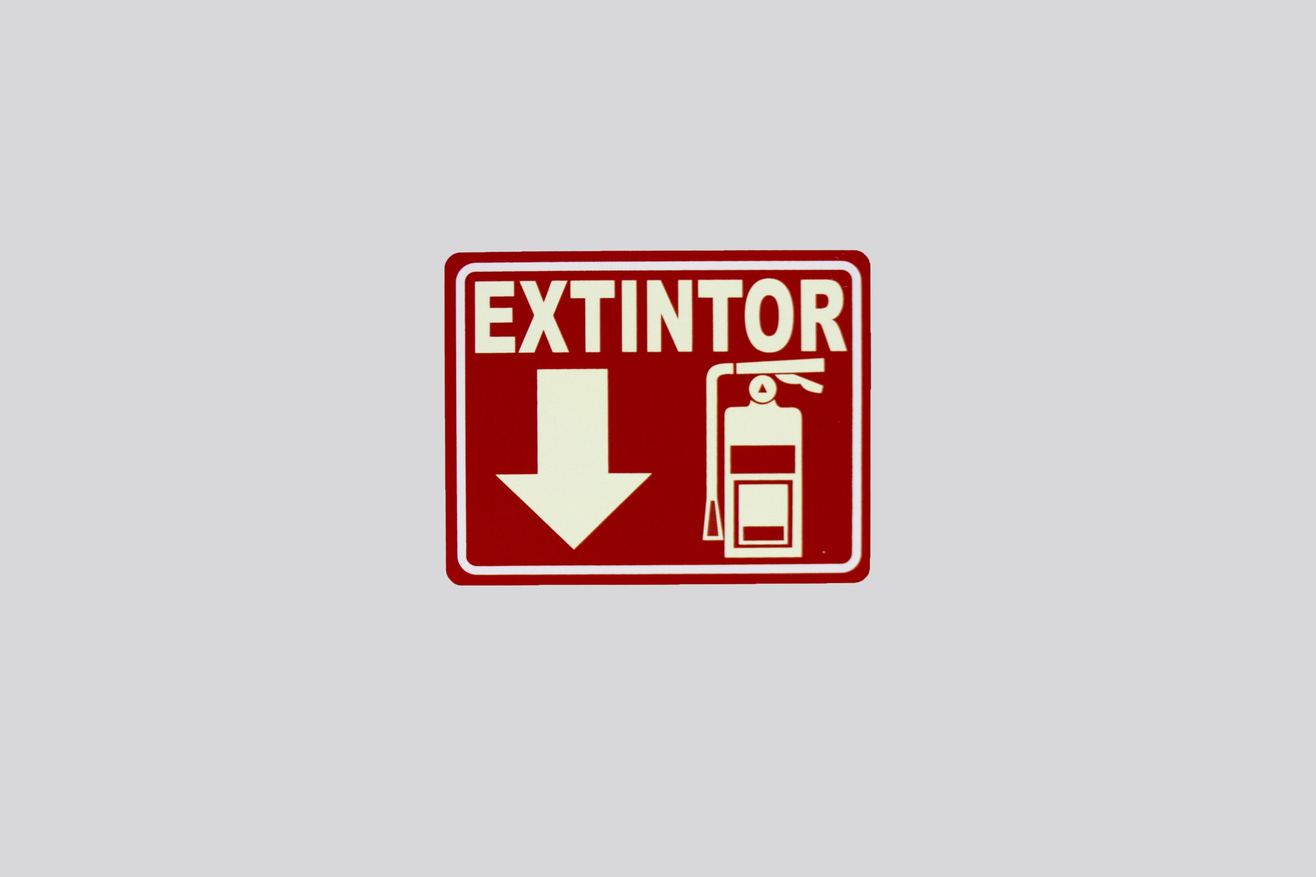 Señalamientos_ extintor
